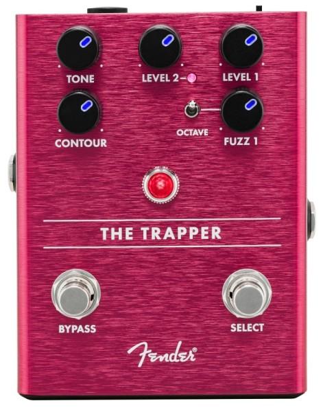 Fender - The Trapper Dual Fuzz