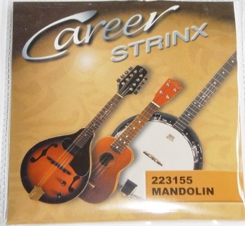 Career - CMANDO  Strinx Mandolin