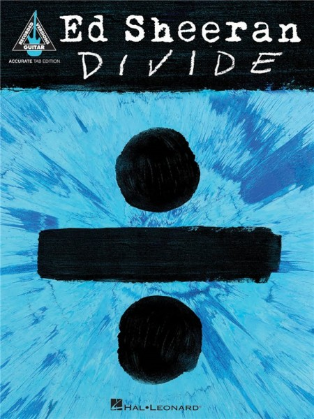 Wise Publications - HL00234543 Ed Sheeran Divide