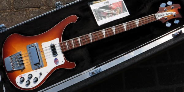 RICKENBACKER - 4003 AG2 Autumnglo limited