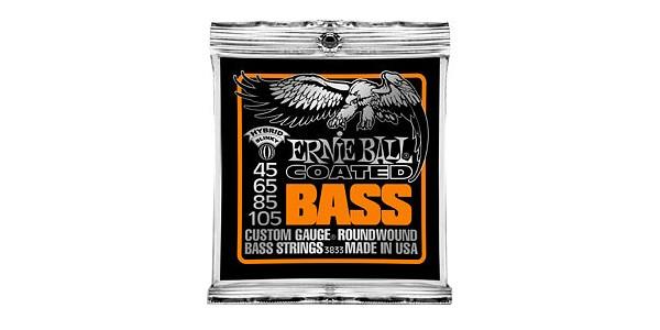 Ernie Ball - EB3833 Bass Slinky Coated 4S