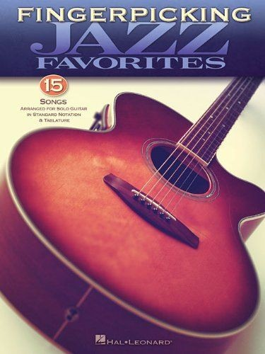 HAL LEONARD - HL00699844 Fingerpicking Jazz