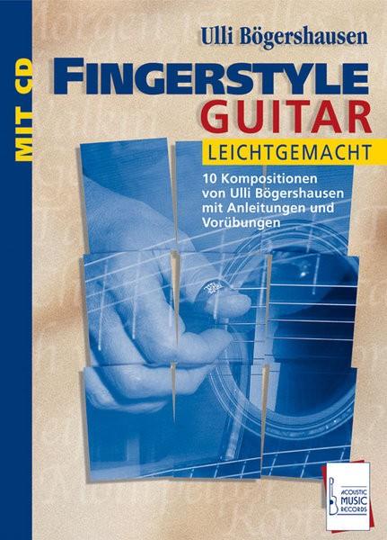 3002 Fingerstyle Guitar leicht