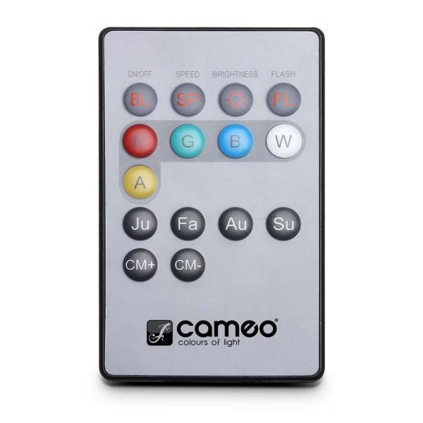 Cameo - Flat Par CAN Remote IR