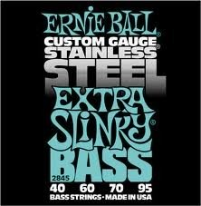 EB2845 Bass Stainless Steel