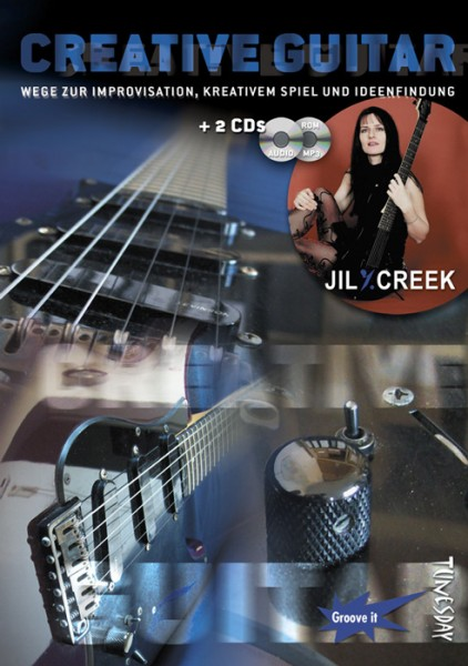 Tunesday Records - Creative Guitar by Jil Creek