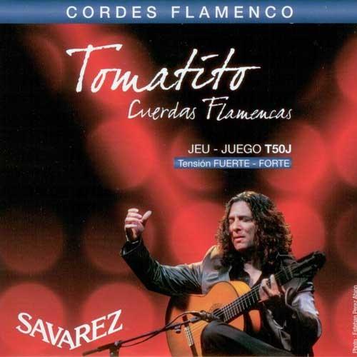 Savarez - T50J Tomatito Flamenco