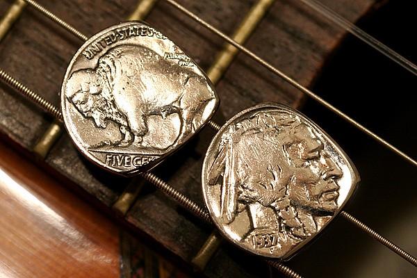 Master Artisan - US Buffalo 5 Cent Coin BUFF-01