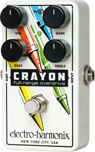 Crayon 76 Full Range Overdrive