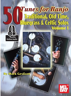MB99939M 50 Tunes for Banjo