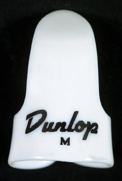 Dunlop - DFPWM Fingerpick white medium