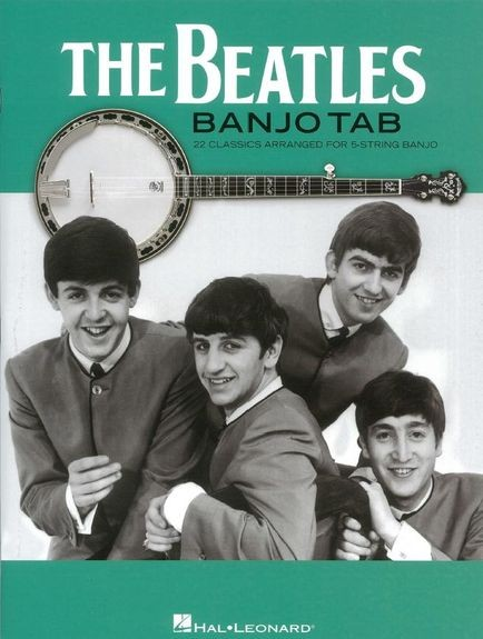 HL00128671 Beatles Banjo Tab