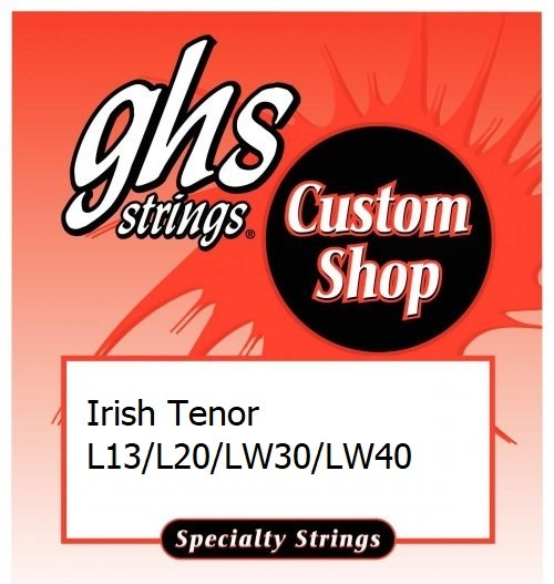 GHS - PFIT Irish Tenor lite plain A2