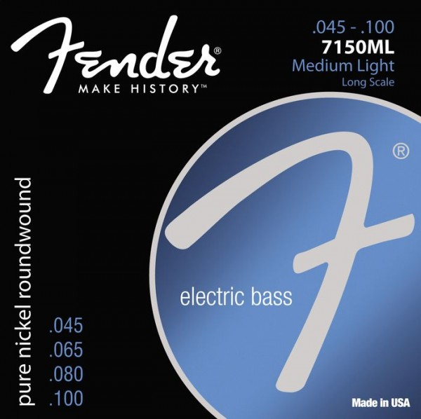 Fender - 7150ML Original Bass pure ni