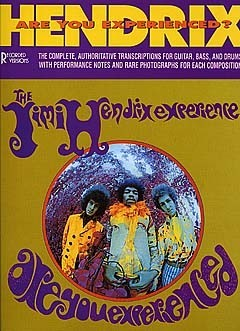 AM91387 Hendrix Are You Expd
