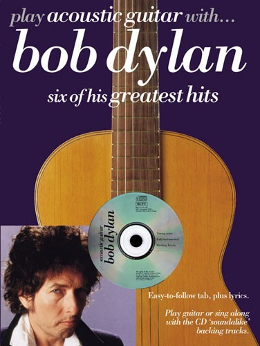 Wise Publications - AM955999 Guitar withBob Dylan