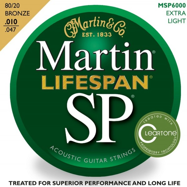 Martin - MSP6000 Bronze Lifespan