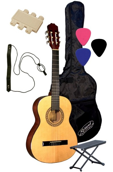 3/4 Konzertgitarren-Set