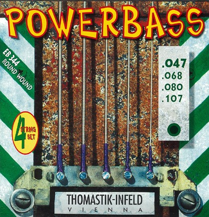 Thomastik - EB344 Power Bass Round