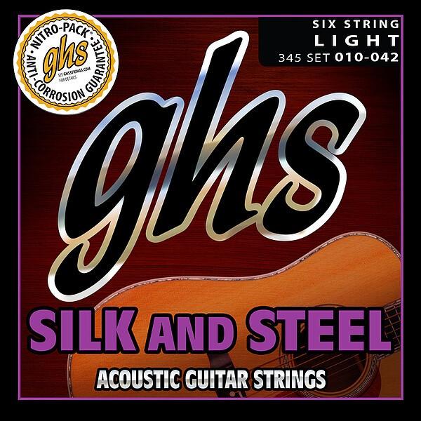 GHS - SET345 Silk Steel  Light