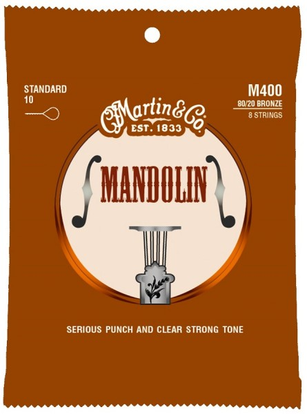 Martin - M400 8S 80/20 Bronze