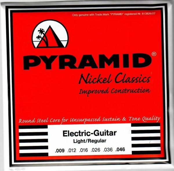 Pyramid - 450451 Nickel classics 09-46