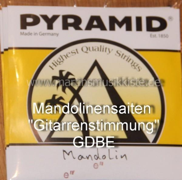 Pyramid - Gitarrenstimmung G D H E