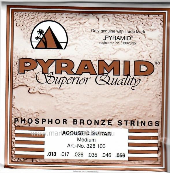 328100 Phosphor Bronze Medium