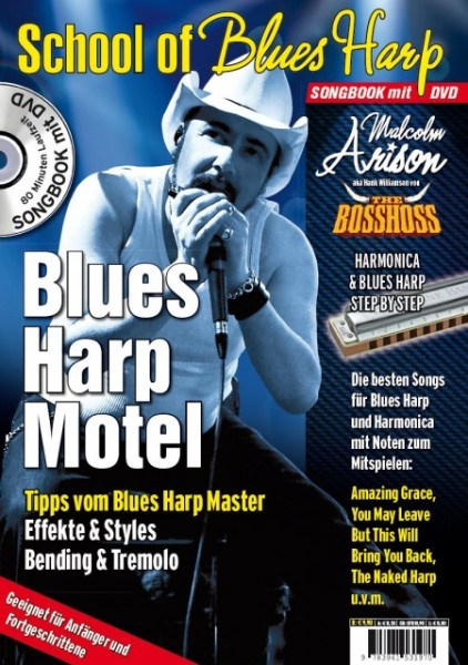 PPVMedien - School of Blues Harp Malcolm