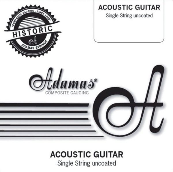 Adamas - 012 plain uncoated historic se