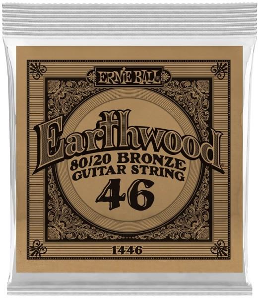 Ernie Ball - EB1446 Earthwood Bronze 6 Stk