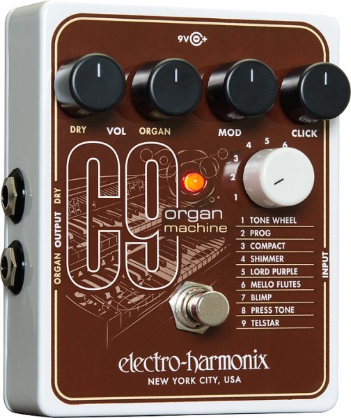 Electro Harmonix - C9 Organ Machine