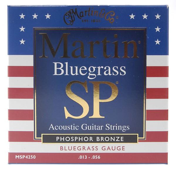 Martin - MSP4250  PhospBronze Bluegrass