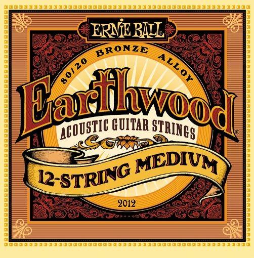 Ernie Ball - EB2012 Earthwood (12) 11-52