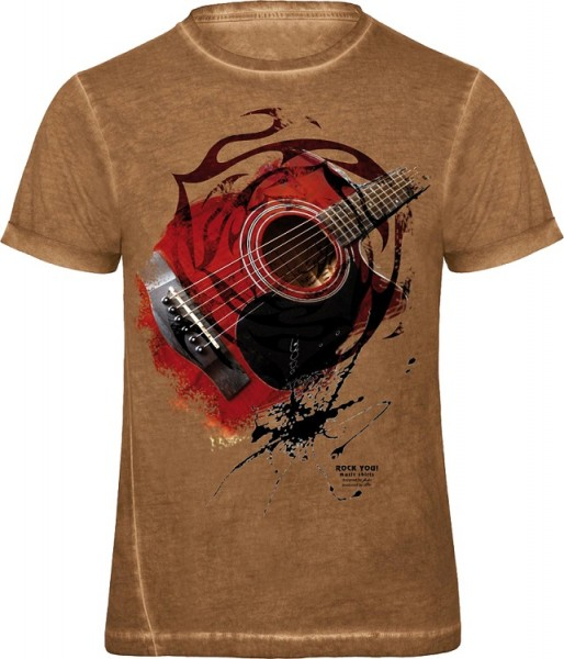 Rock You - T-Shirt Down to Earth L