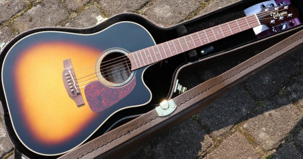 Takamine - Meiyuu CRC My Dreadnought