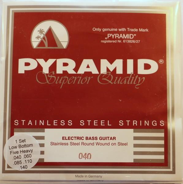 Pyramid - 852100 Lo Bottom Five Heavy