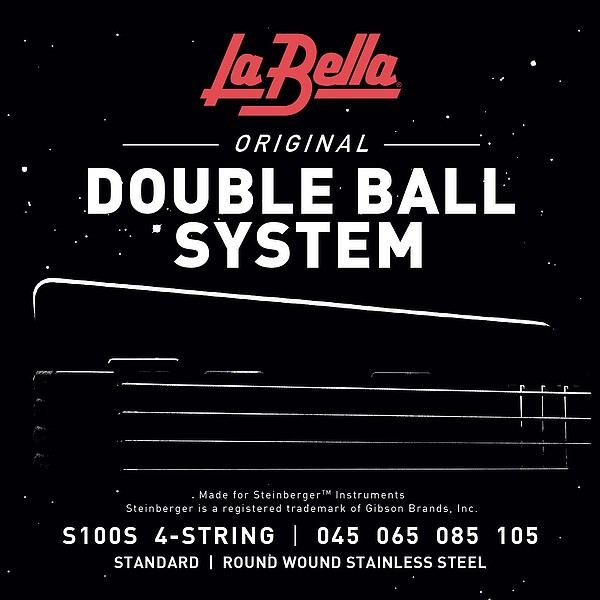 S100S Double Ball SS 45 105