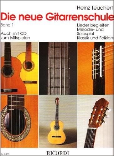 Ricordi Verlag - SY2400Die neue Gitarrenschule1