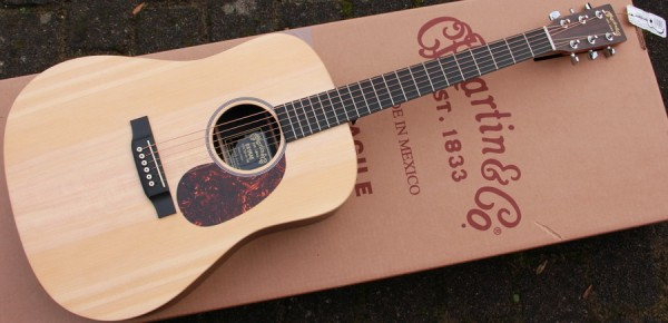 Martin - DX1RAE Dreadnought solid Top