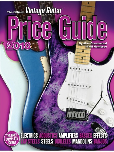 HAL LEONARD - HL00249582 Price Guide 2018