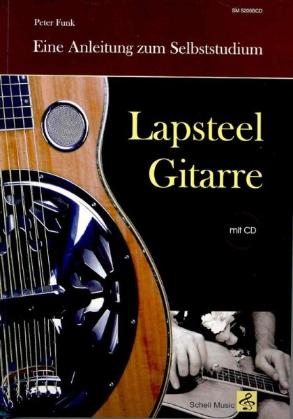 SM5200BCD Lapsteel Gitarre