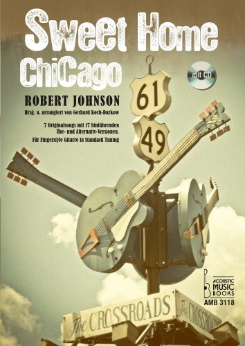 Acoustic Music Books - 3118 Sweet Home Chicago