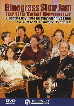 HAL LEONARD - HL00641916 Bluegrass slow jam
