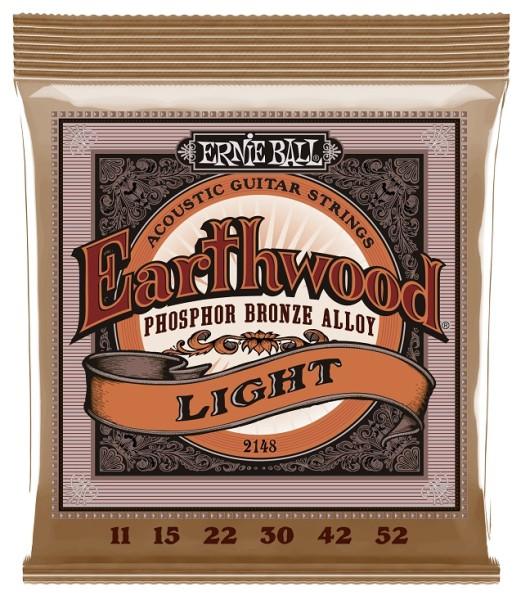 Ernie Ball - EB2148 Slinky Acoustic Ph-B