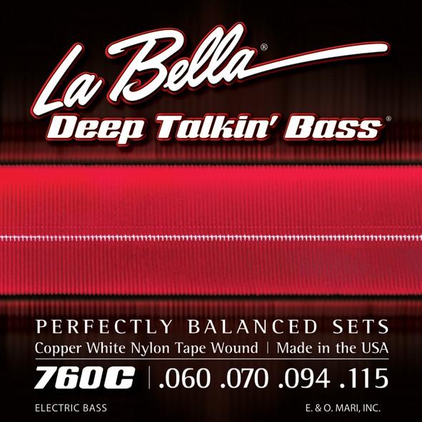La Bella - 760C White Nylon Tape W 60-115