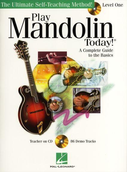 HAL LEONARD - HL00699911 Play Mandolin