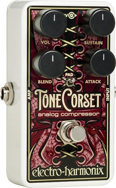 Tone Corset Analog Compressor