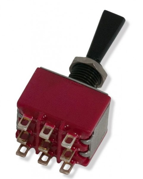 Schaller - Mini Toggle Switch 2 Wege