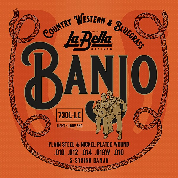 La Bella - 730L (5) Banjo Light